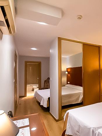 Habitacion-Hotel-Hispania-Zaragoza-Centro